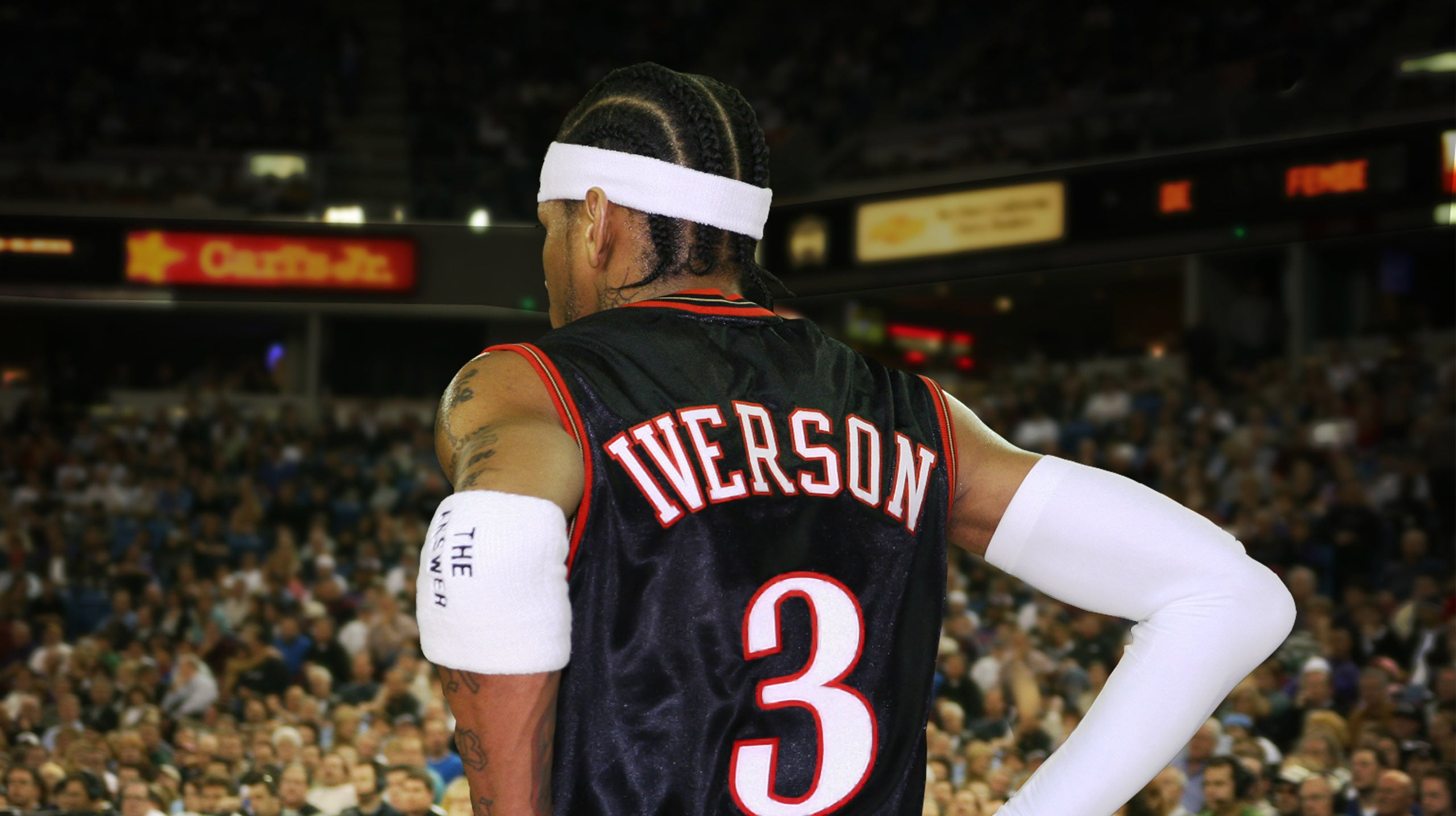 High Quality Wallpapers Fall Theme 26 Allen Iverson Wallpapers Hd Free Download