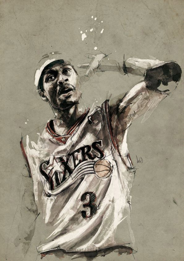 Old Car Wallpaper Download 26 Allen Iverson Wallpapers Hd Free Download
