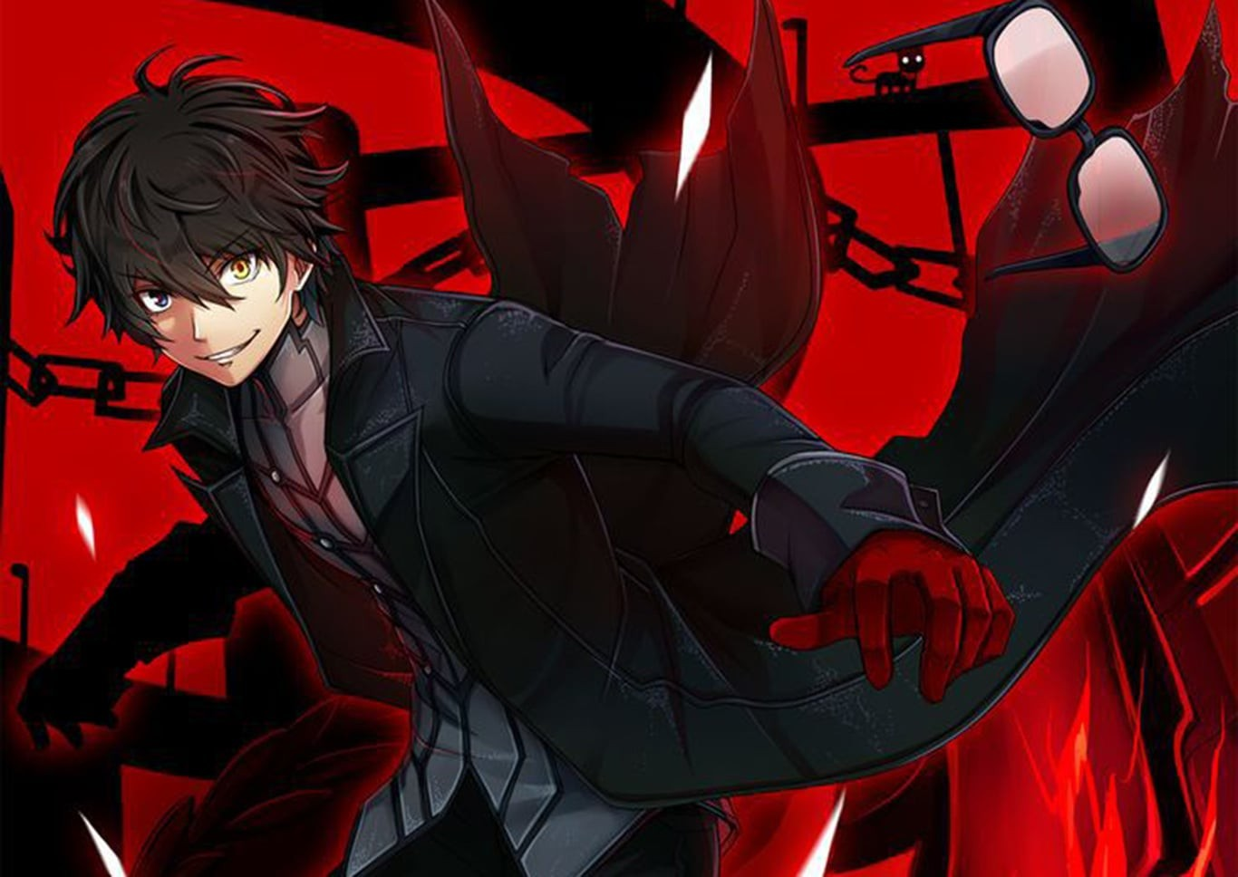 Image Result For Persona  Wallpaper Android