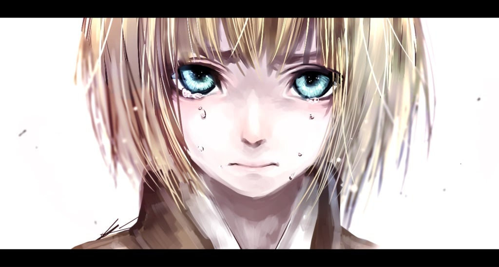 Sad Boy Girl Hd Wallpapers 22 Armin Arlert Arlelt Wallpapers Hd Download