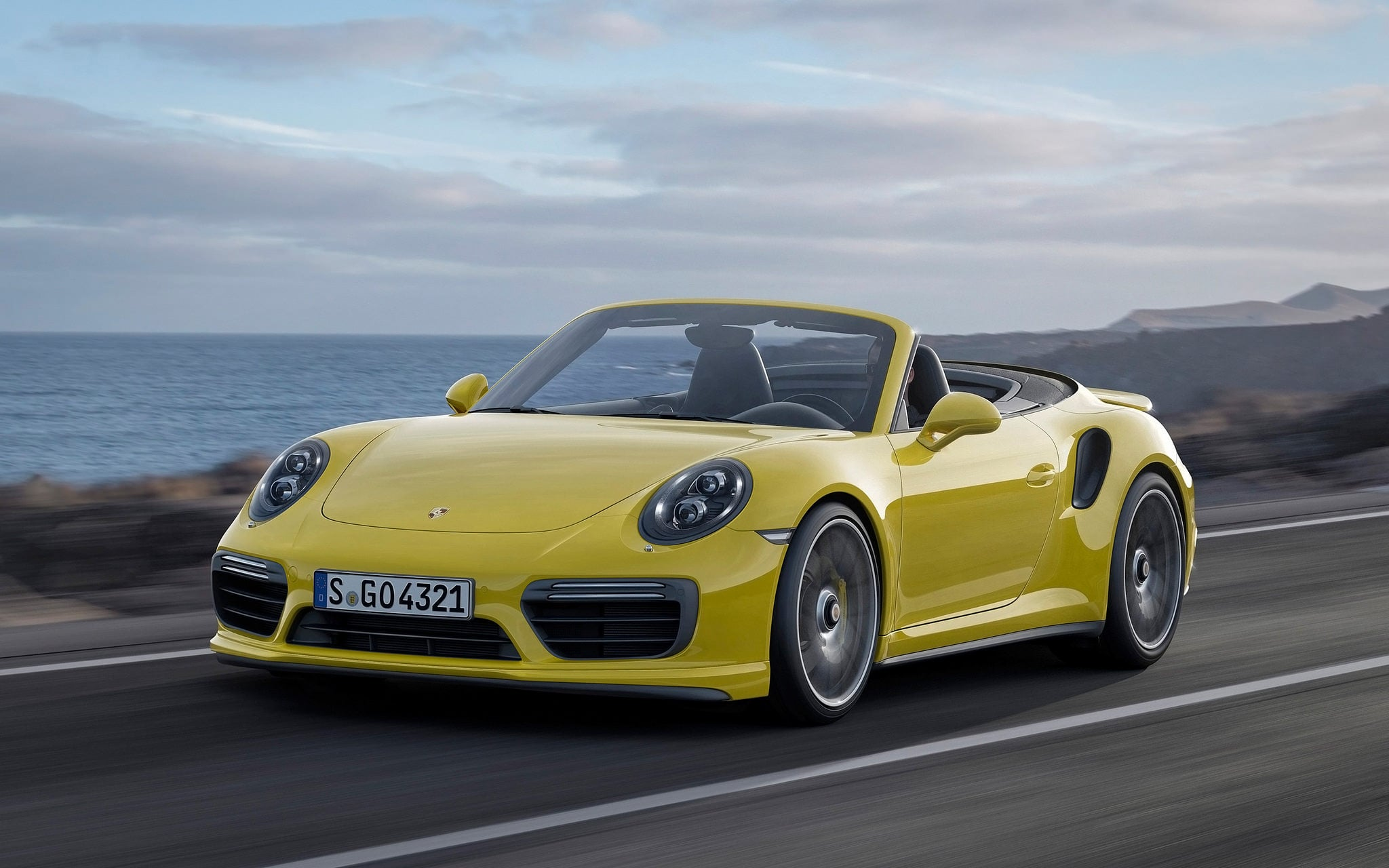 Super Hd Wallpapers 2016 Porsche 911 Turbo S Cabriolet Wallpapers Hd