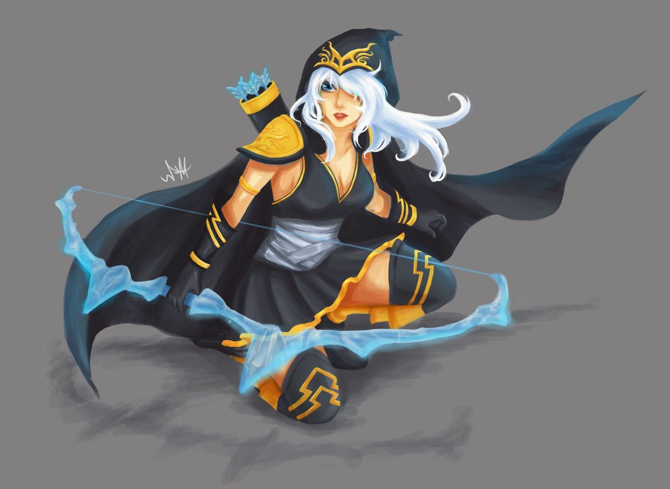 Hd Car Games Wallpapers 21 Ashe League Of Legends Wallpapers Hd Free Download