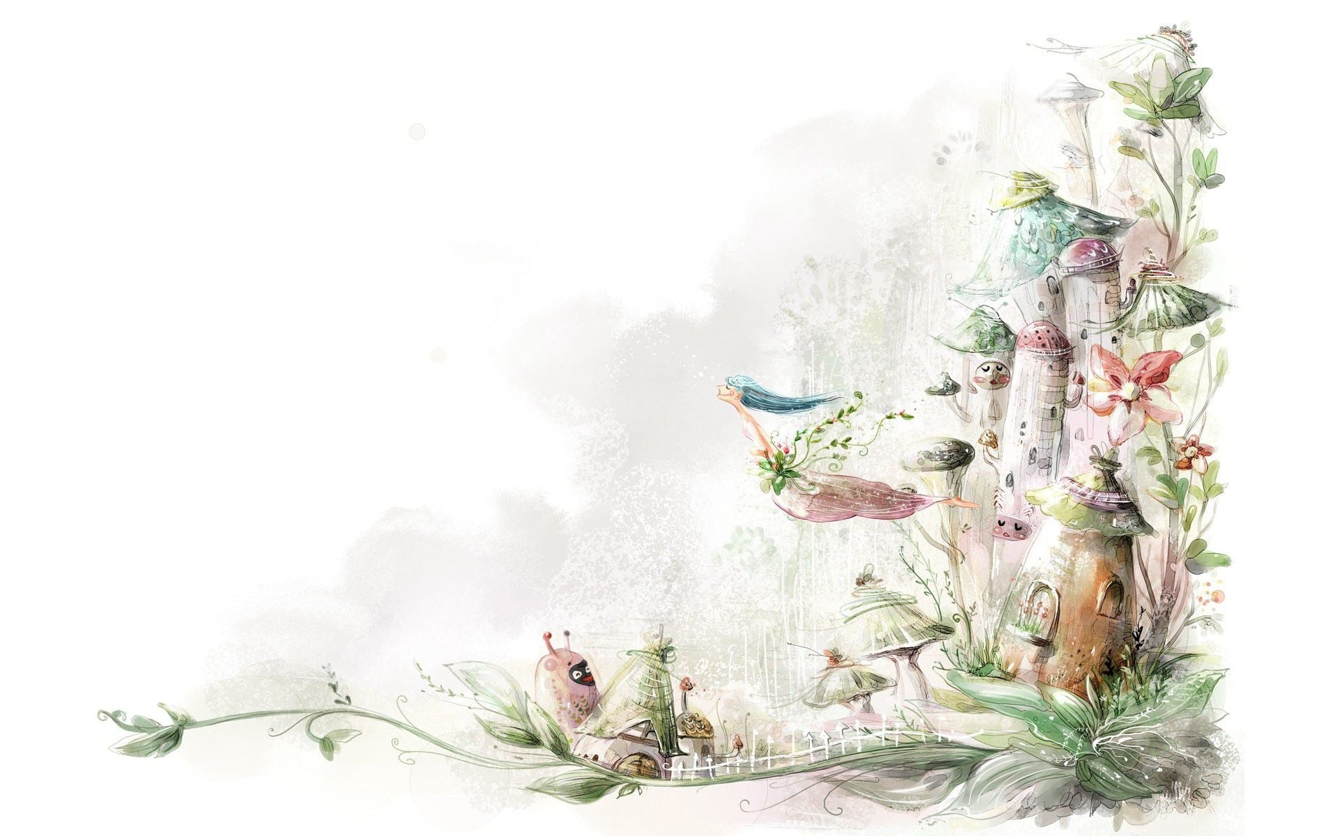 Vintage Wallpaper Animals 21 Fairy Tales Castles Hd Wallpapers High Quality Download