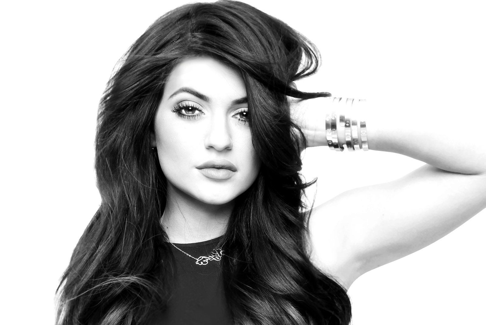 Makeup Iphone Wallpaper 25 Kylie Jenner Wallpapers Hd High Quality