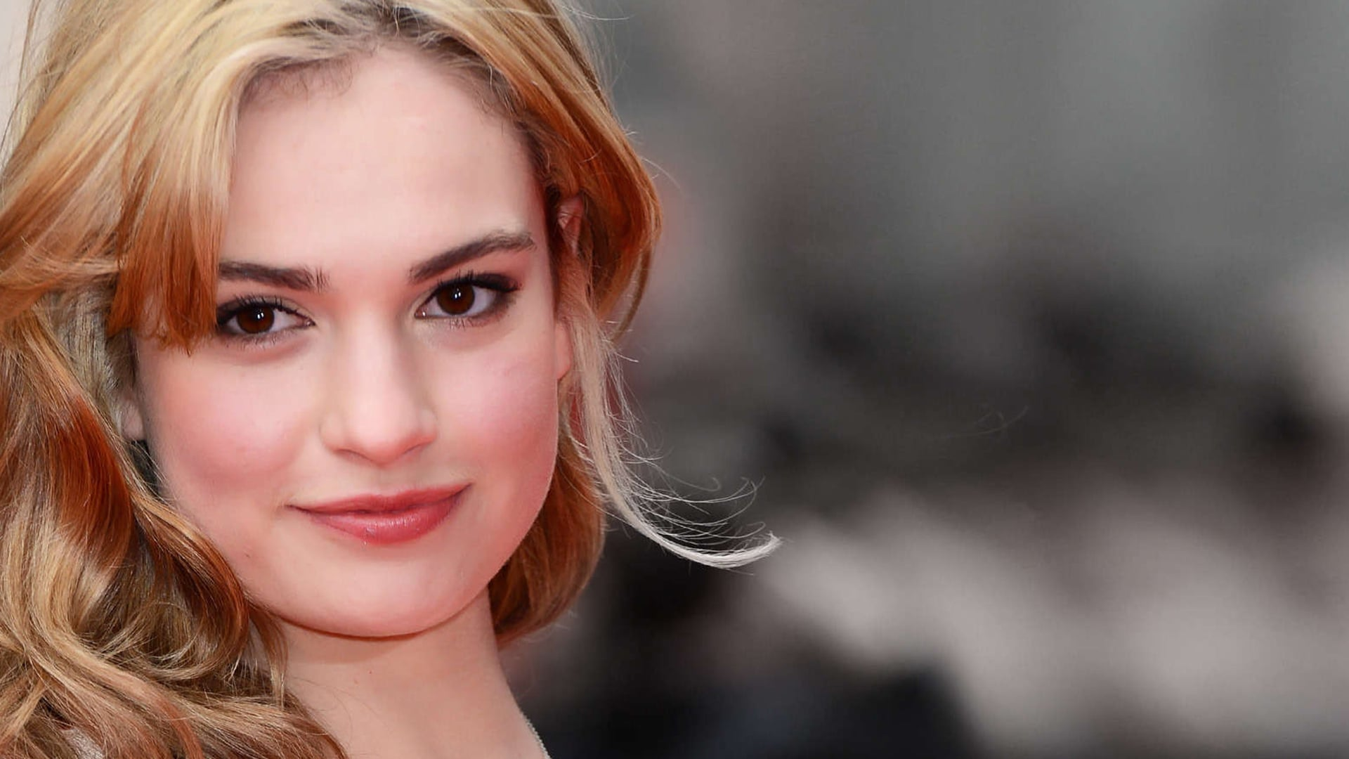 1080p Wallpapers Car Lily James Wallpapers Hd Free Download