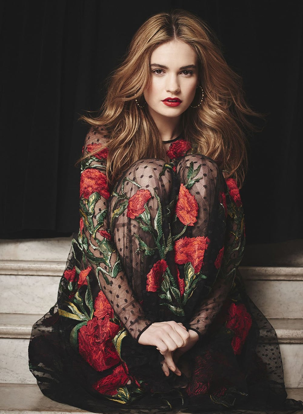 Iphone 6 Car Wallpaper Hd Lily James Wallpapers Hd Free Download