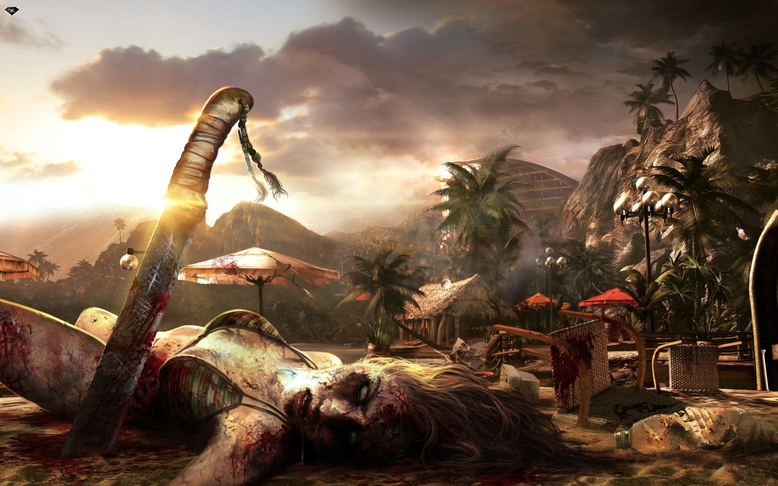Images Dead Island 2 Wallpapers High Quality Download