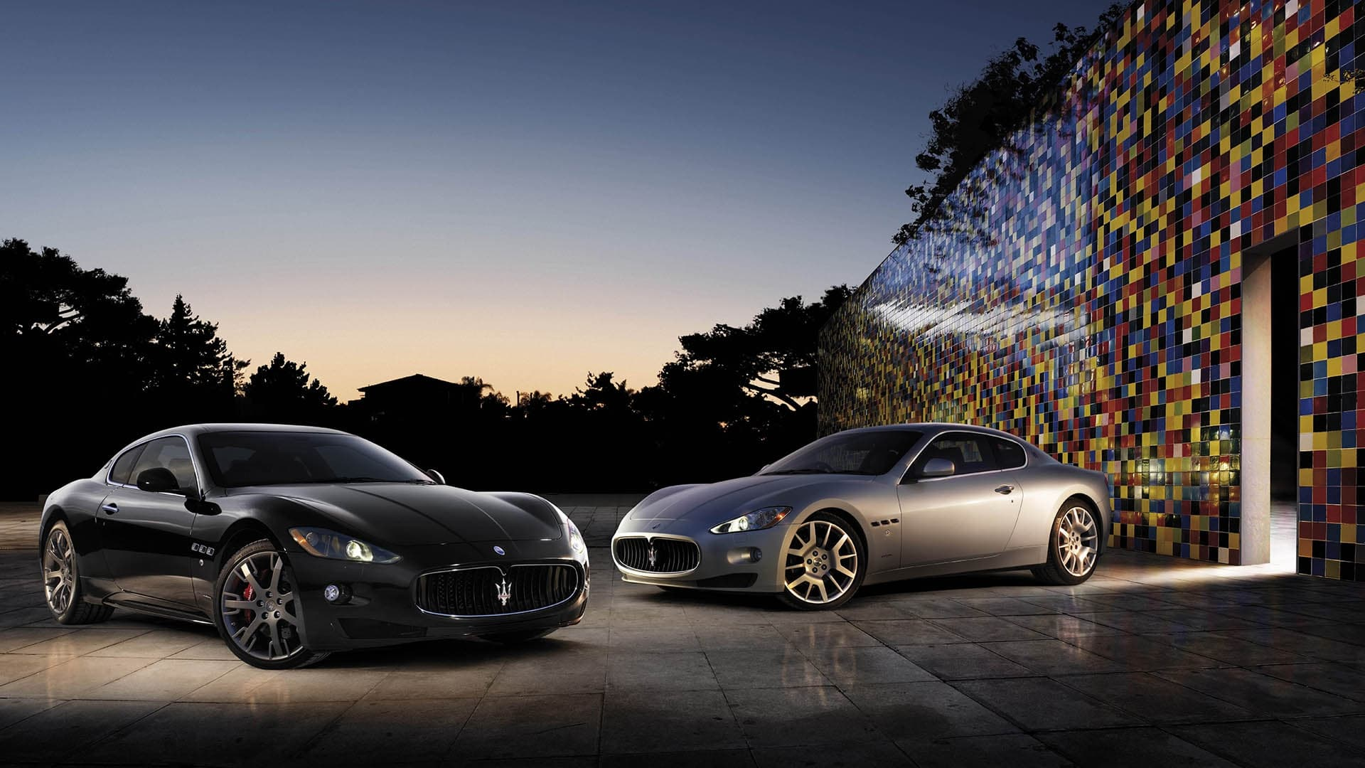 Cool Car Wallpapers In Hd 30 Maserati Granturismo Wallpapers High Resolution Download