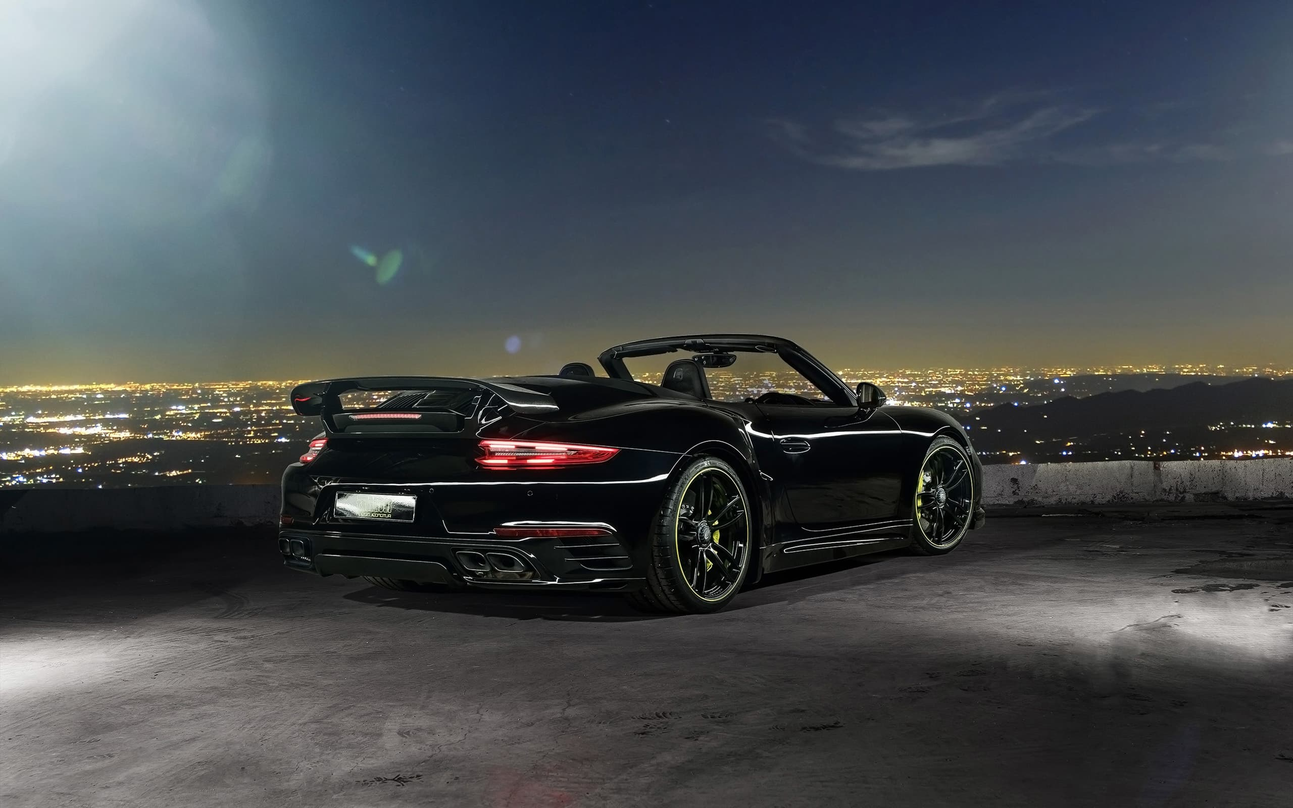 Black And Red Wallpaper Hd 2016 Porsche 911 Cabriolet Techart Wallpapers Hd Black At