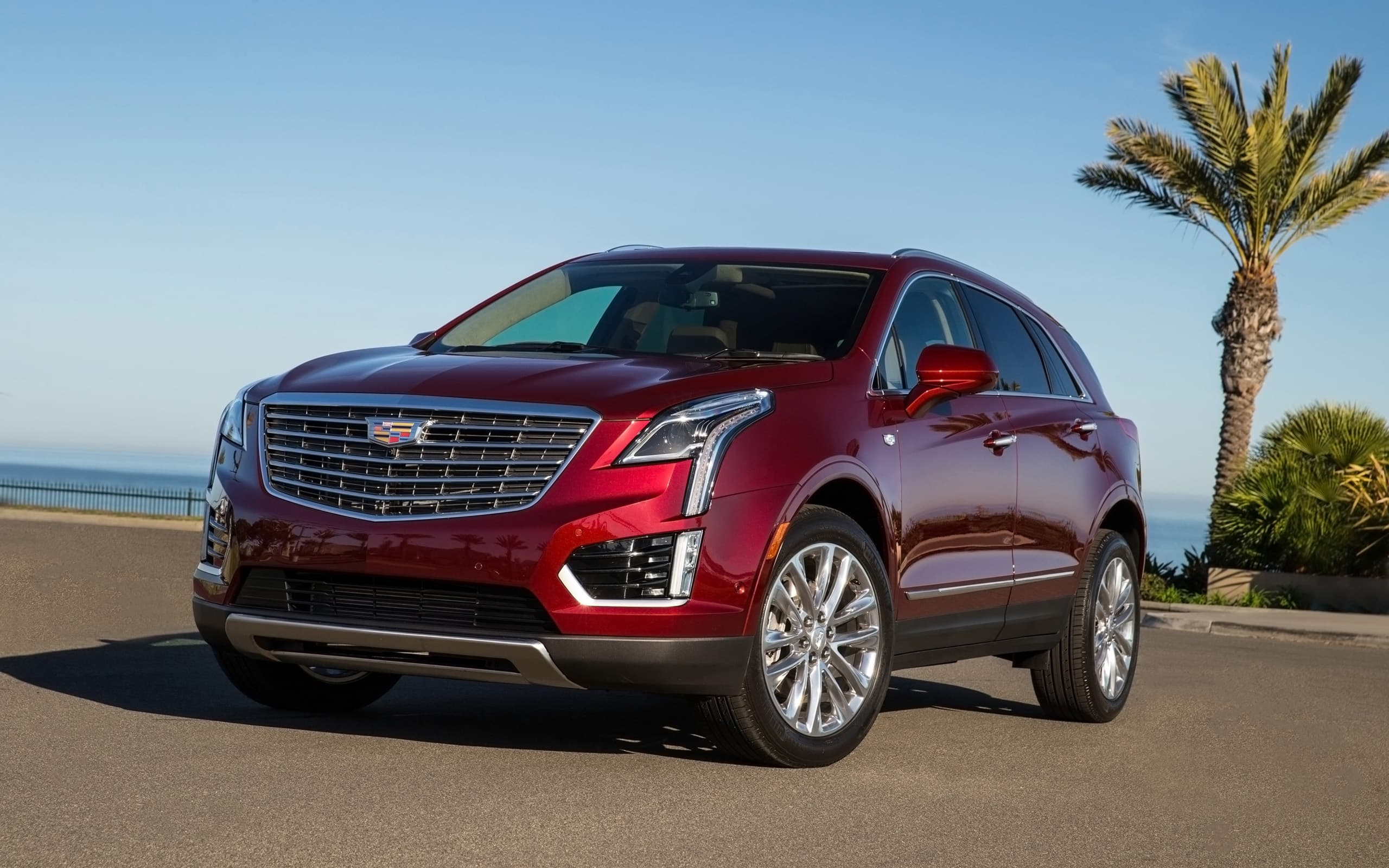 2017 Cadillac Xt5 Wallpapers Hd Suv Black Red White Silver