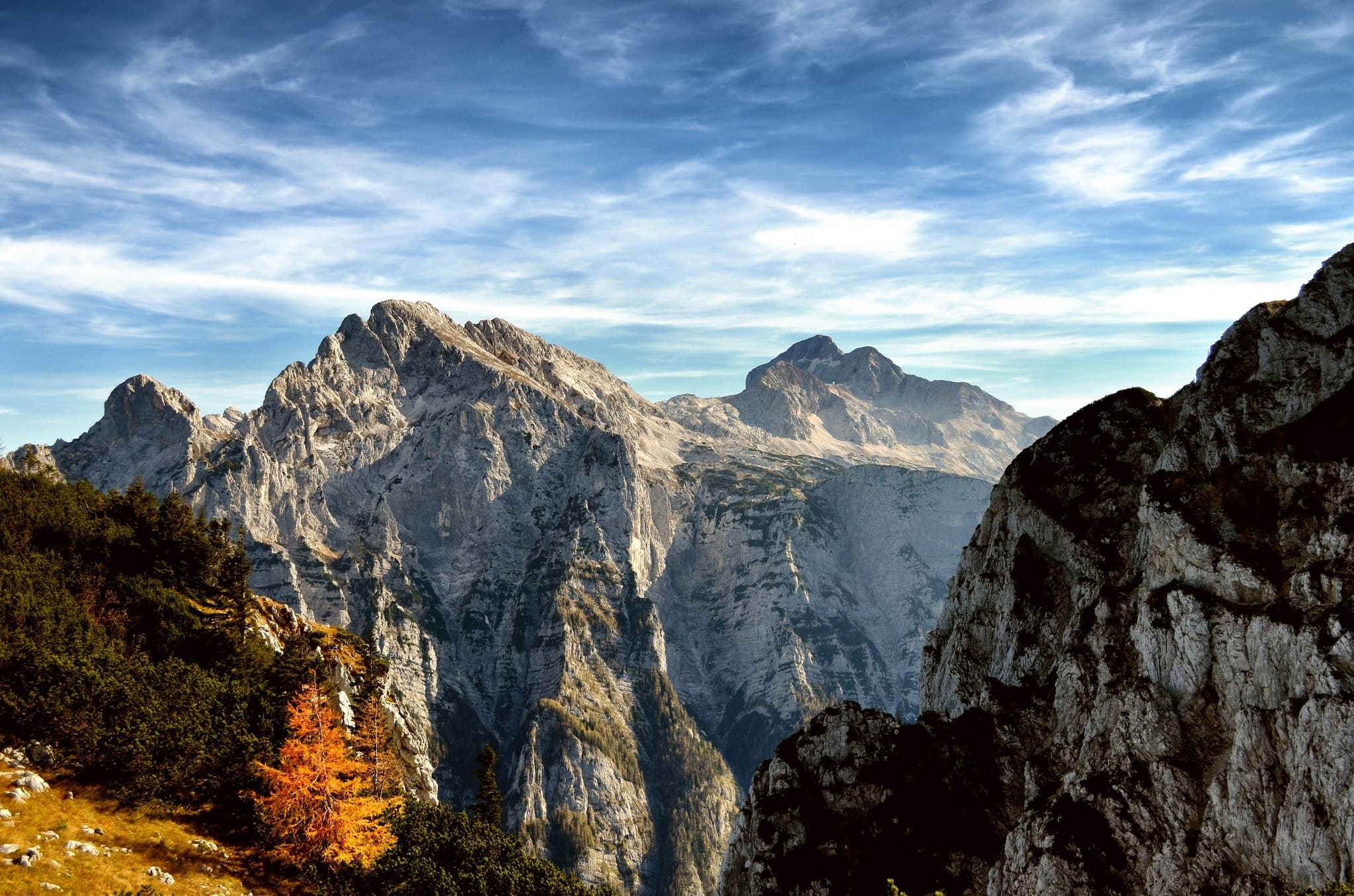 Mountain Triglav Hd Wallpapers