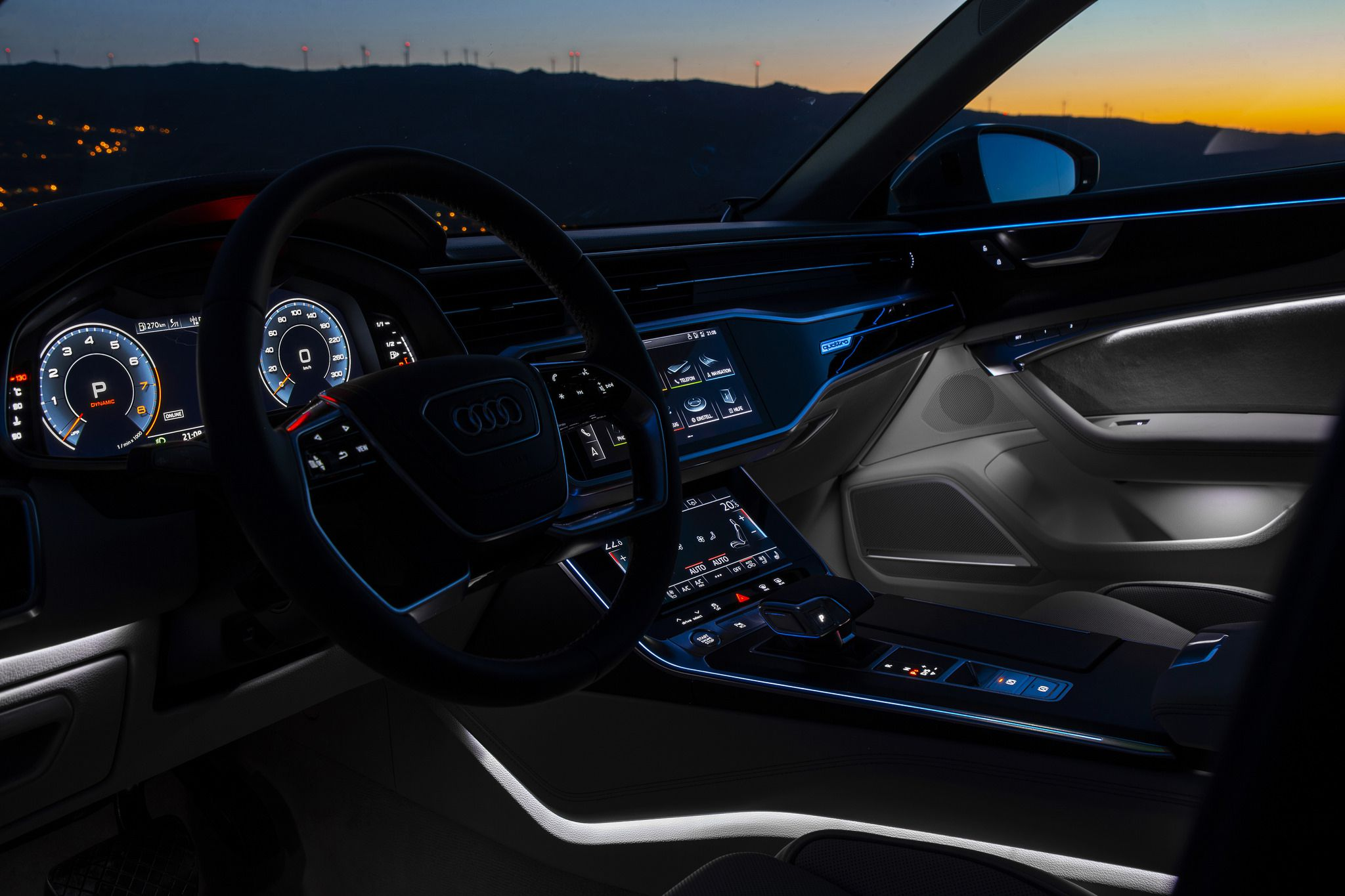 19 Audi A6 2019 wallpapers in HD