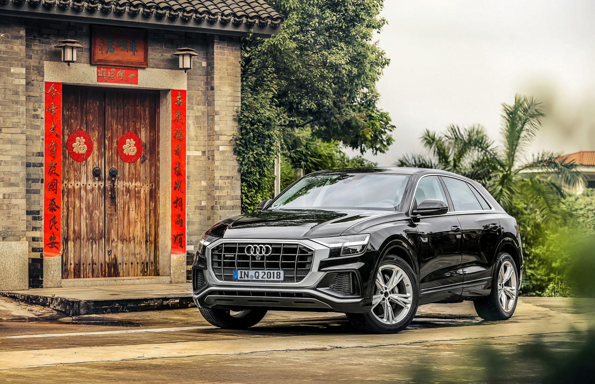 Wallpaper Hd 14 Images About Audi Q8 2019 In Hd On Wallpapersqq