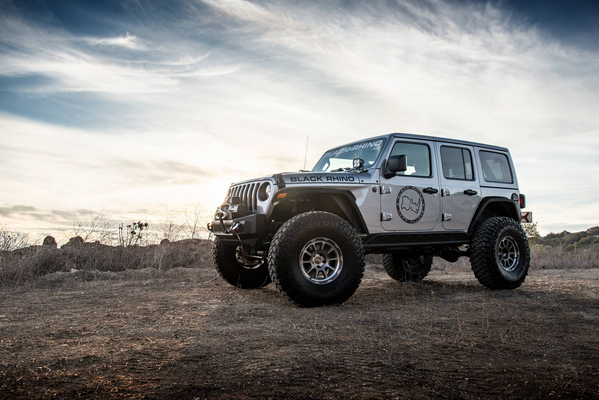 All White Cars Wallpaper 17 Jeep Wrangler Rubicon Jlu 2018 Hd High Quality Images