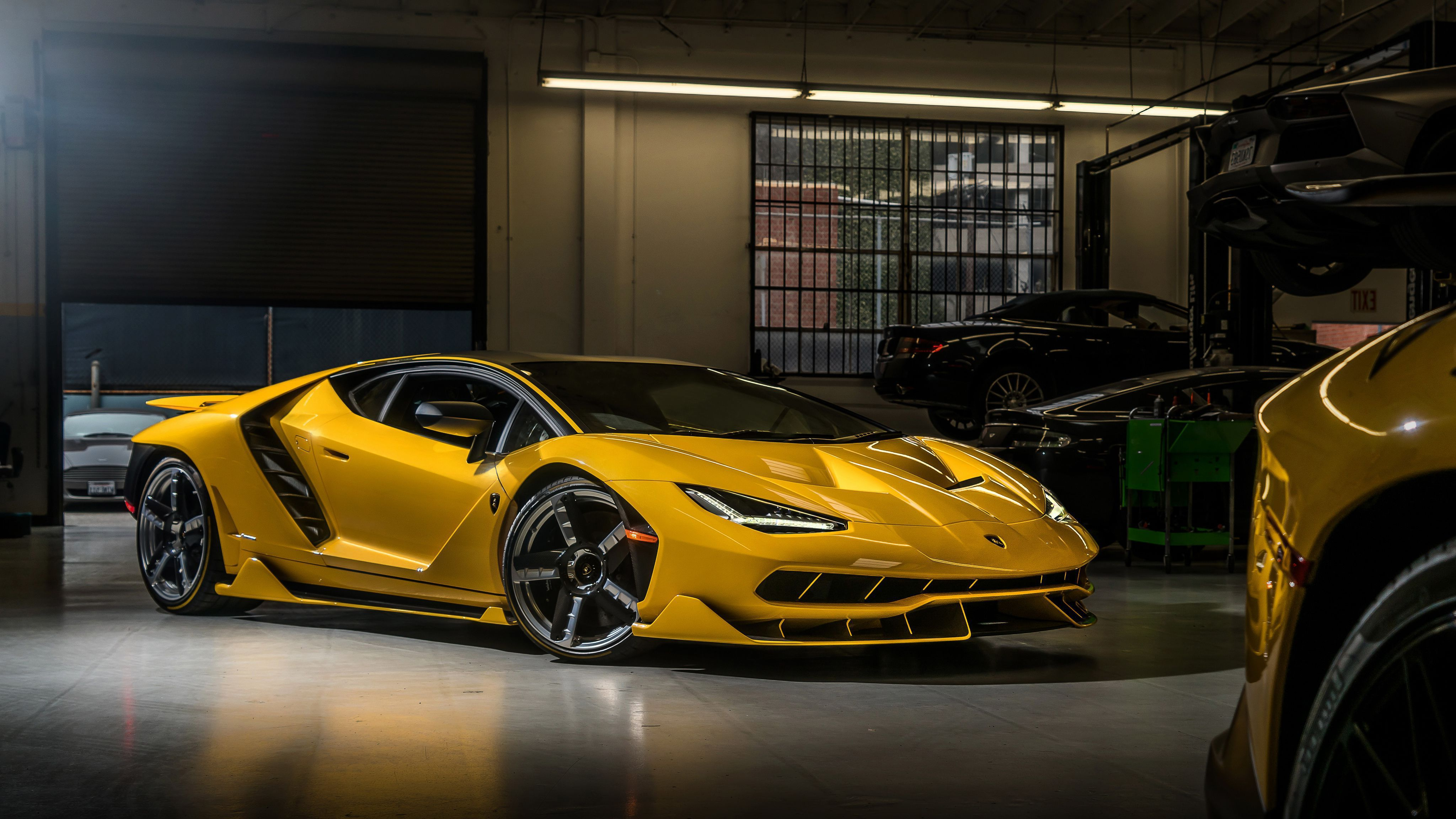Nature Animals Wallpaper Yellow 2018 Lamborghini Centenario Lp 770 4 Cool Computer