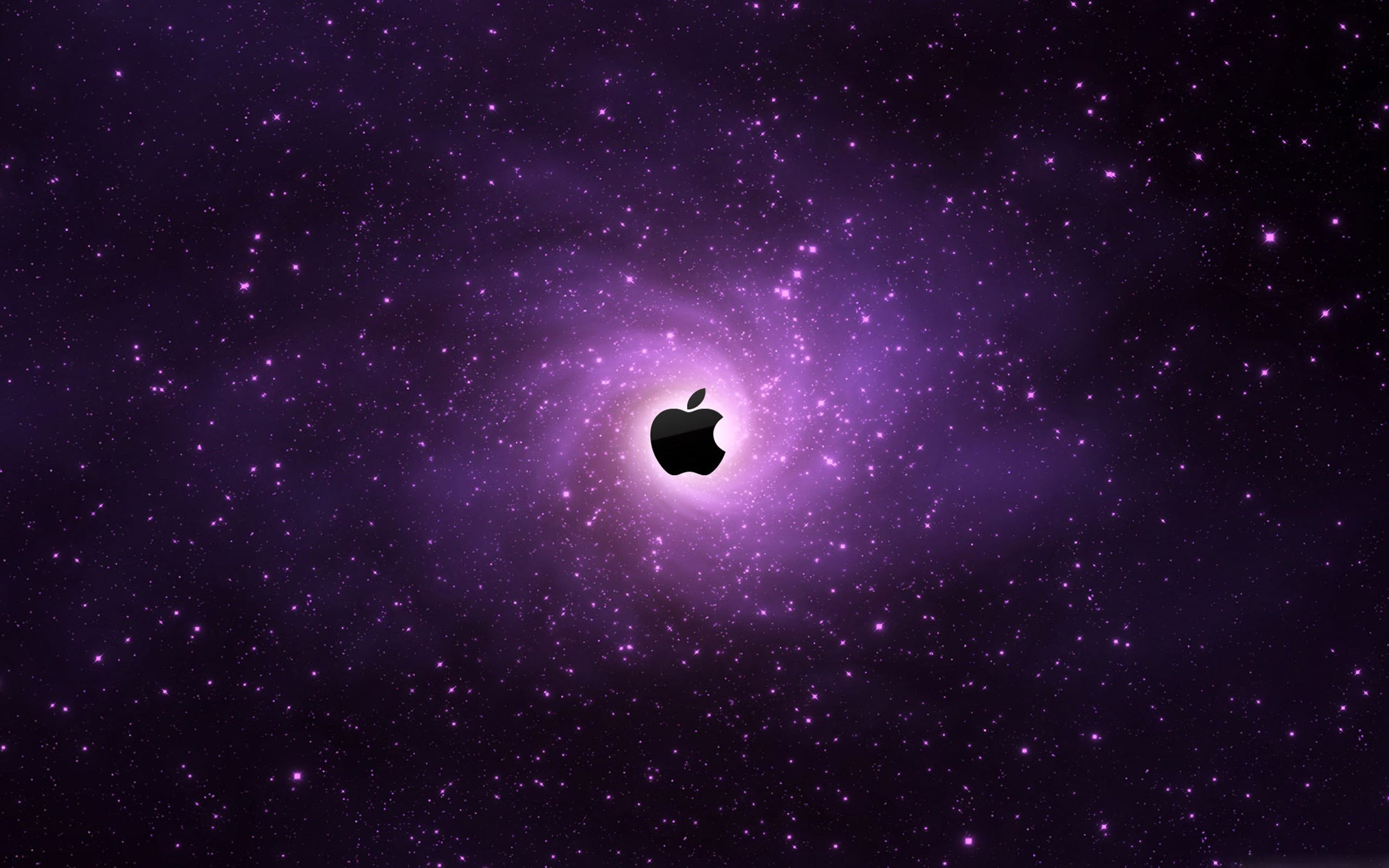 apple galaxy wallpapers | apple galaxy stock photos