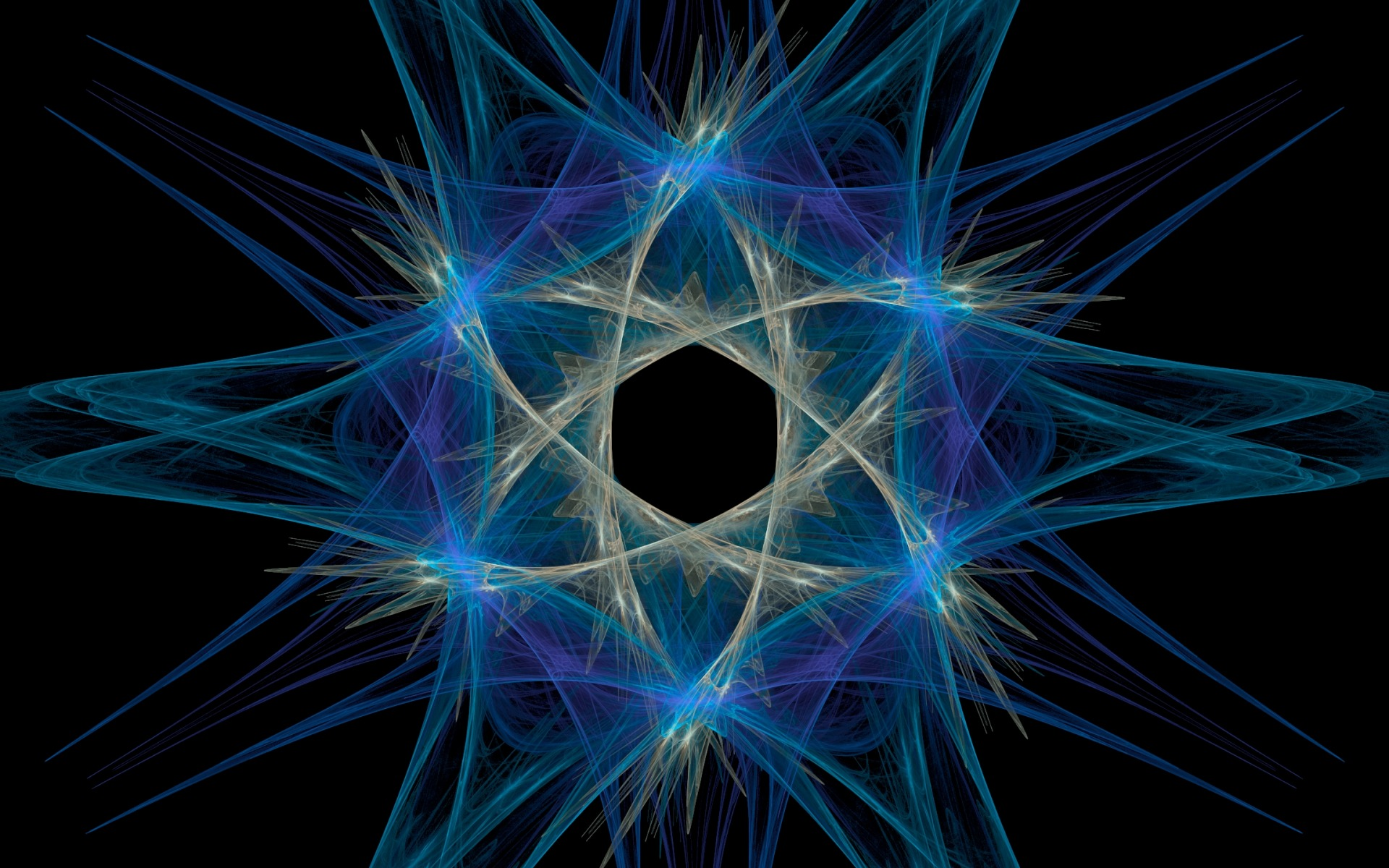 Iphone Moving Wallpaper Iphone X Blue Flame Star Fractal Wallpapers Blue Flame Star