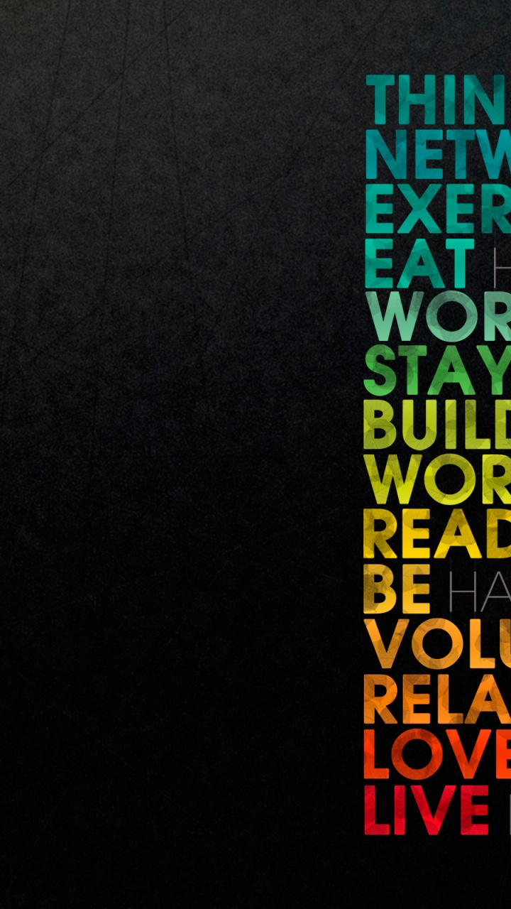 Motivational Quotes Wallpaper Android 720x1280 Inspirational Poster Galaxy S3 Wallpaper