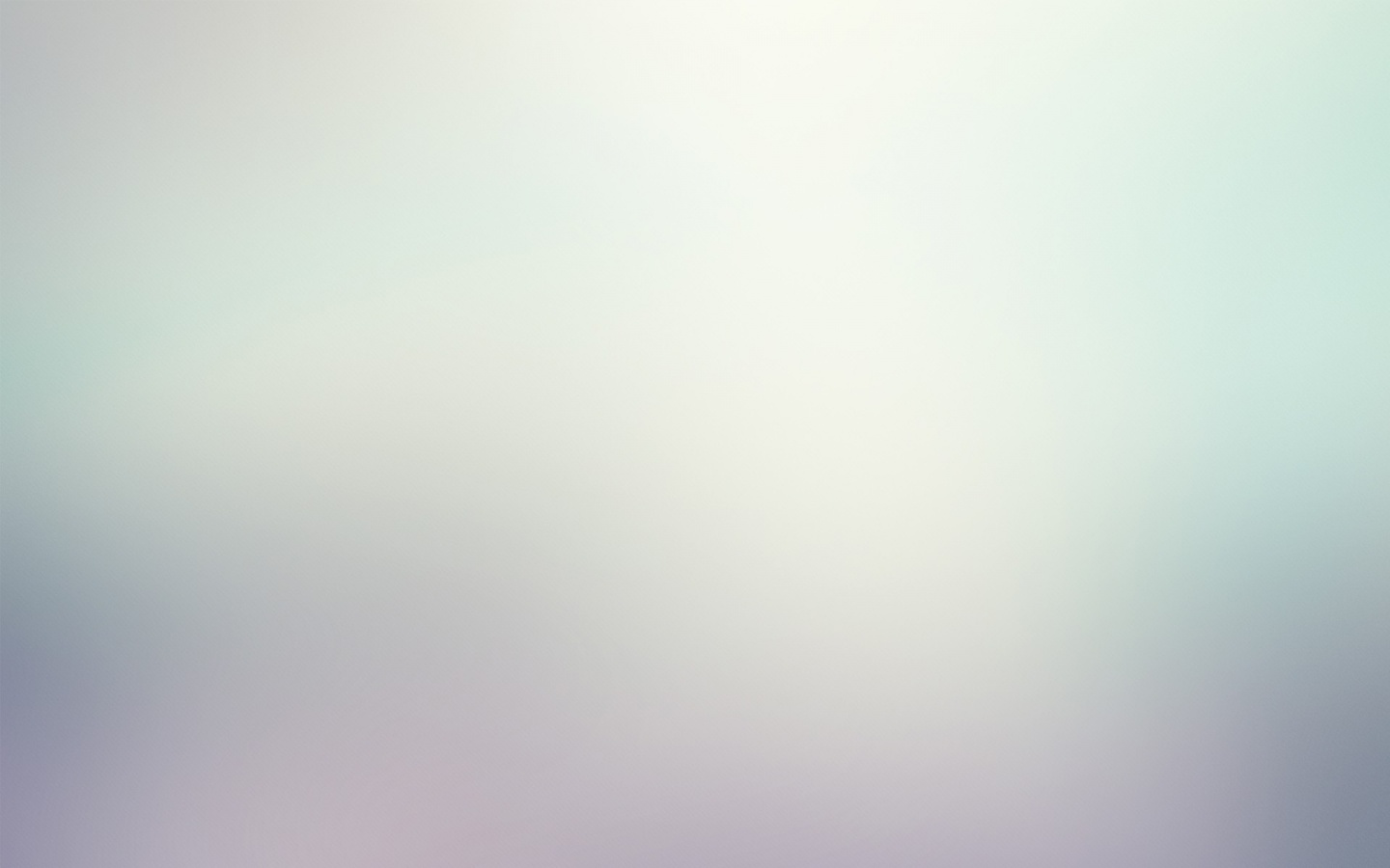 1440x900 Minimal Gray to White Gradient desktop PC and Mac