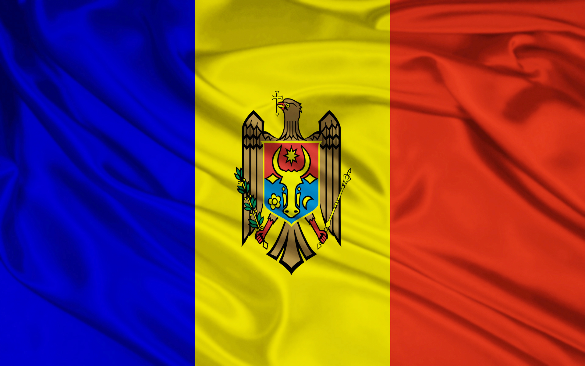 Blue Animated Wallpaper Moldova Flag Wallpapers Moldova Flag Stock Photos
