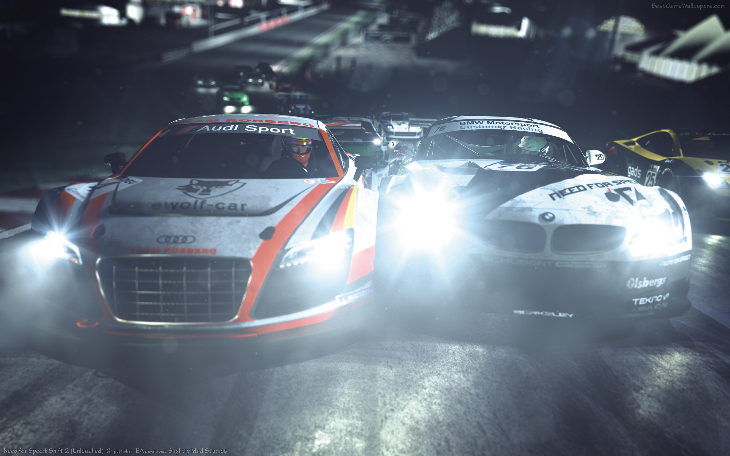 Nfs Most Wanted 2012 Cars Wallpapers Need For Speed Shift 2 Wallpapers Need For Speed Shift