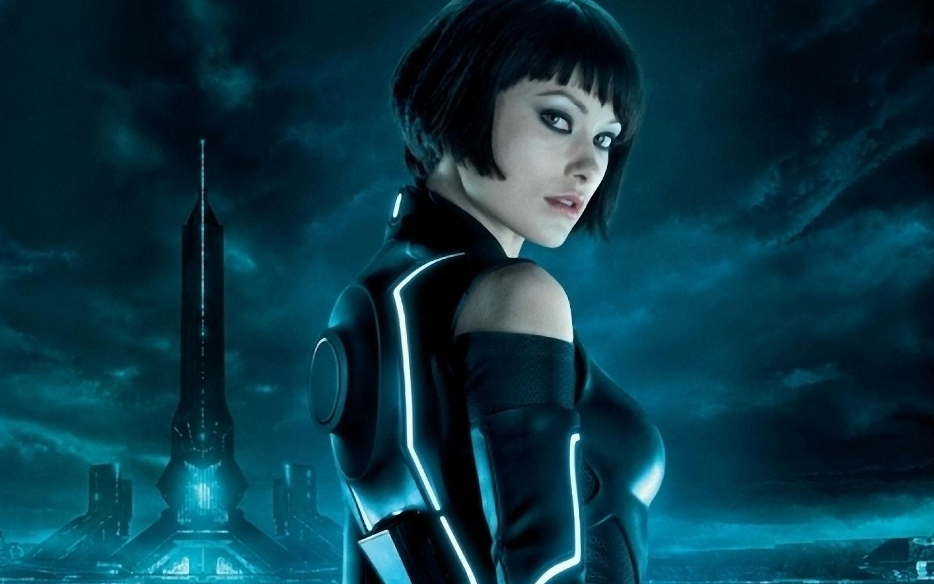 Olivia Wilde Tron Wallpapers Olivia Wilde Tron Stock Photos