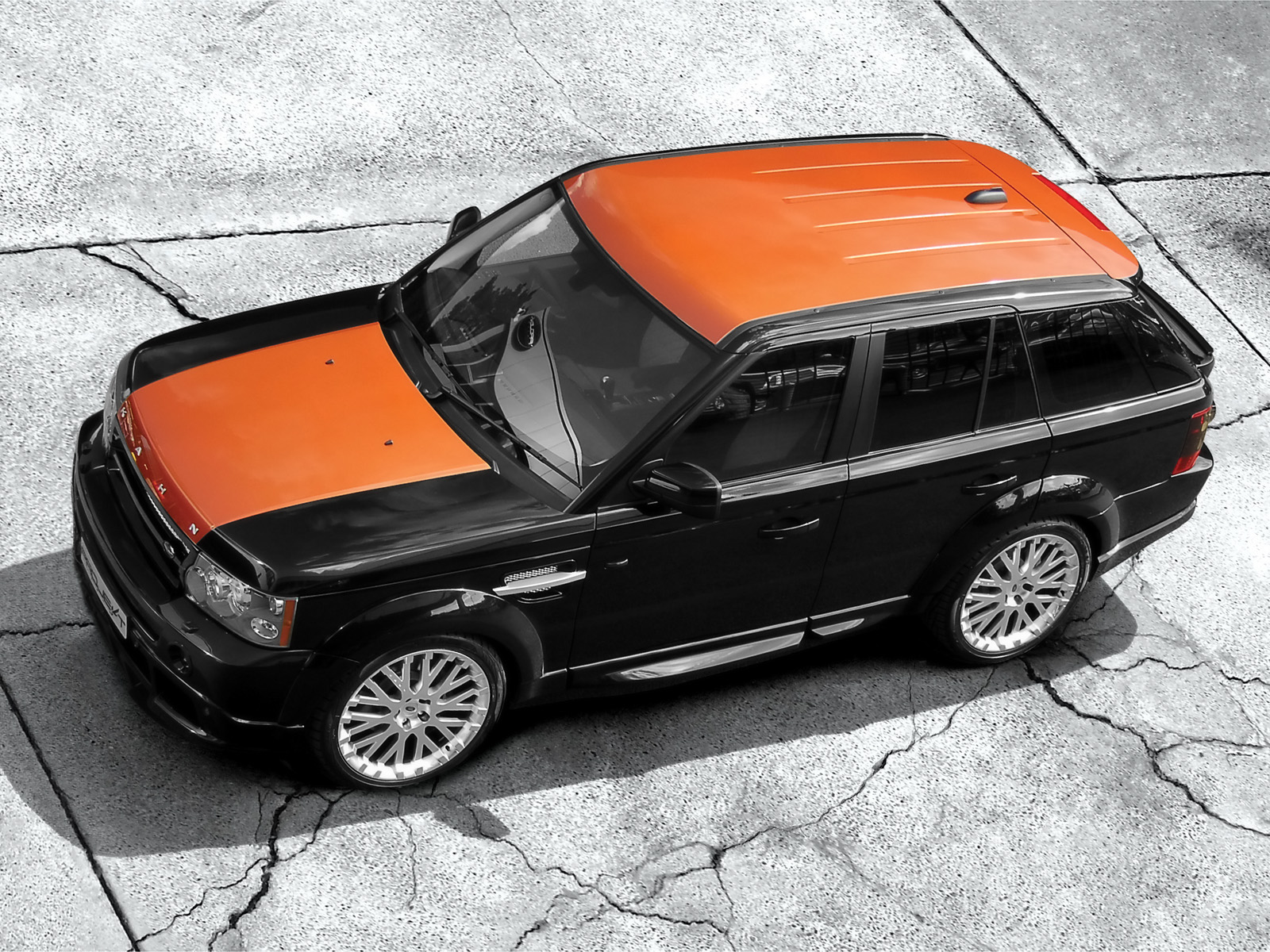 1600x1200 Range Rover Kahn desktop wallpapers and stock photos
