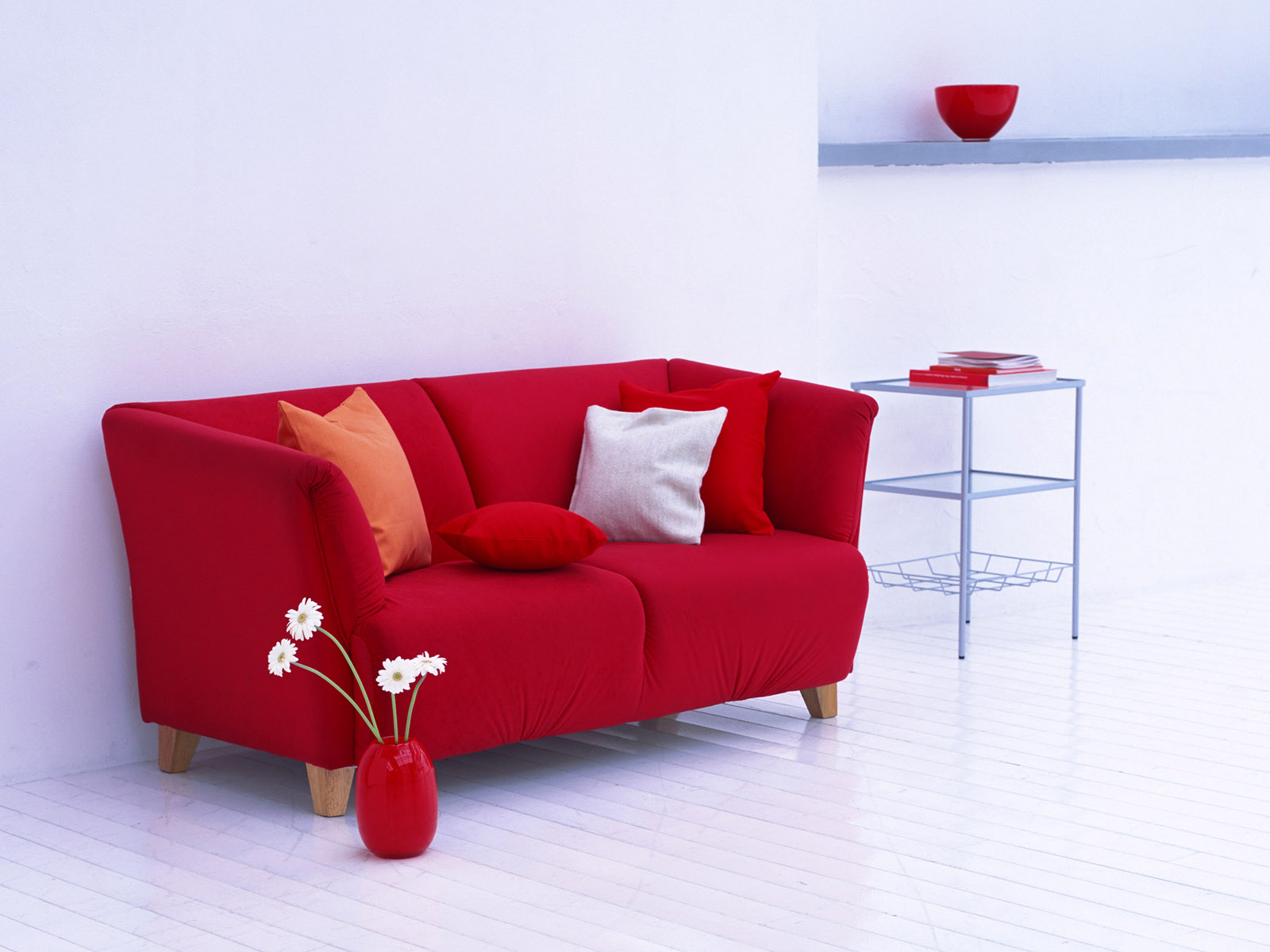 Cool Motivational Wallpapers For Girls Red Sofa Wallpapers Red Sofa Stock Photos
