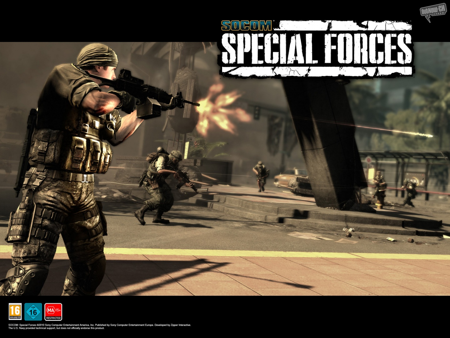 SOCOM Special Forces Wallpapers SOCOM Special Forces