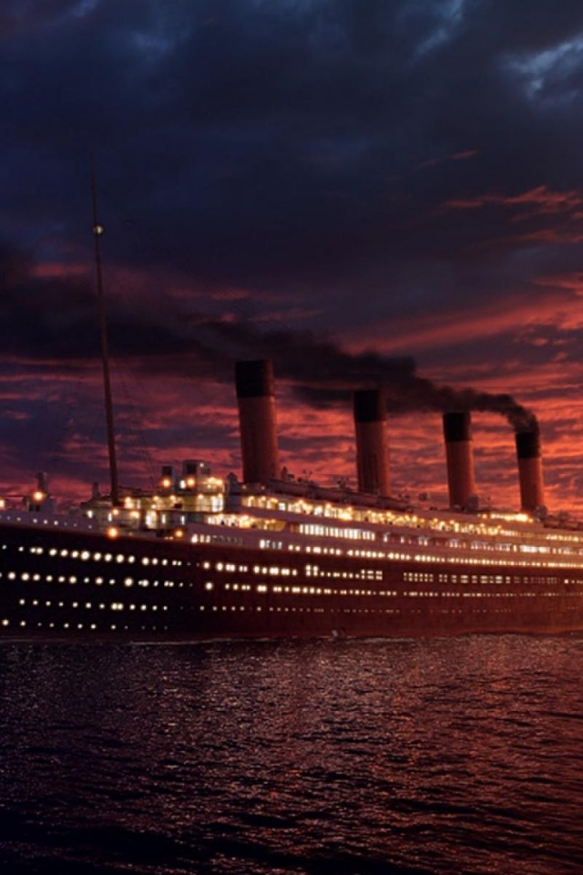 Download Wallpaper For Iphone X 640x960 Titanic Iphone 4 Wallpaper