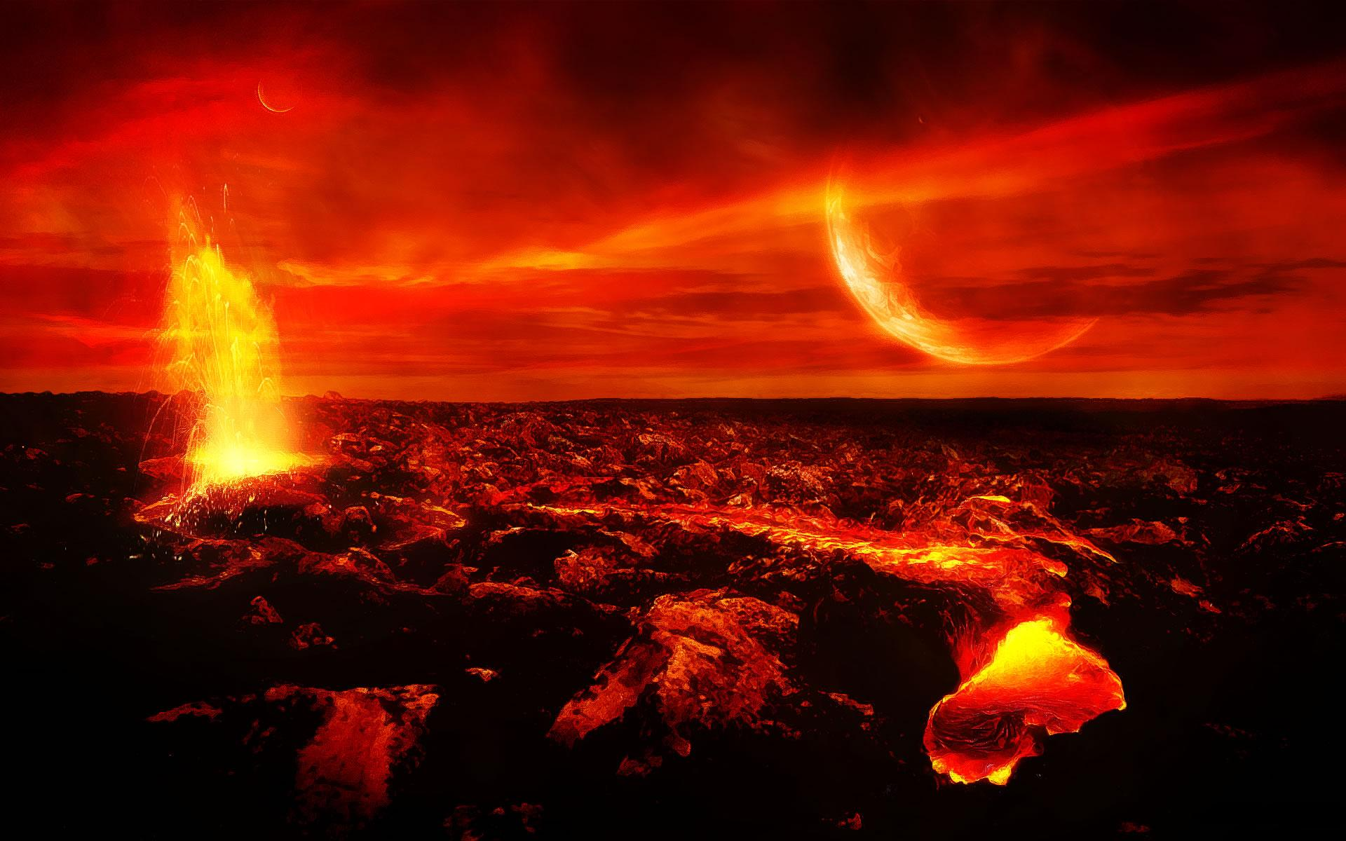 Mass Effect Animated Wallpaper Volcano And Lava Wallpapers Volcano And Lava Stock Photos