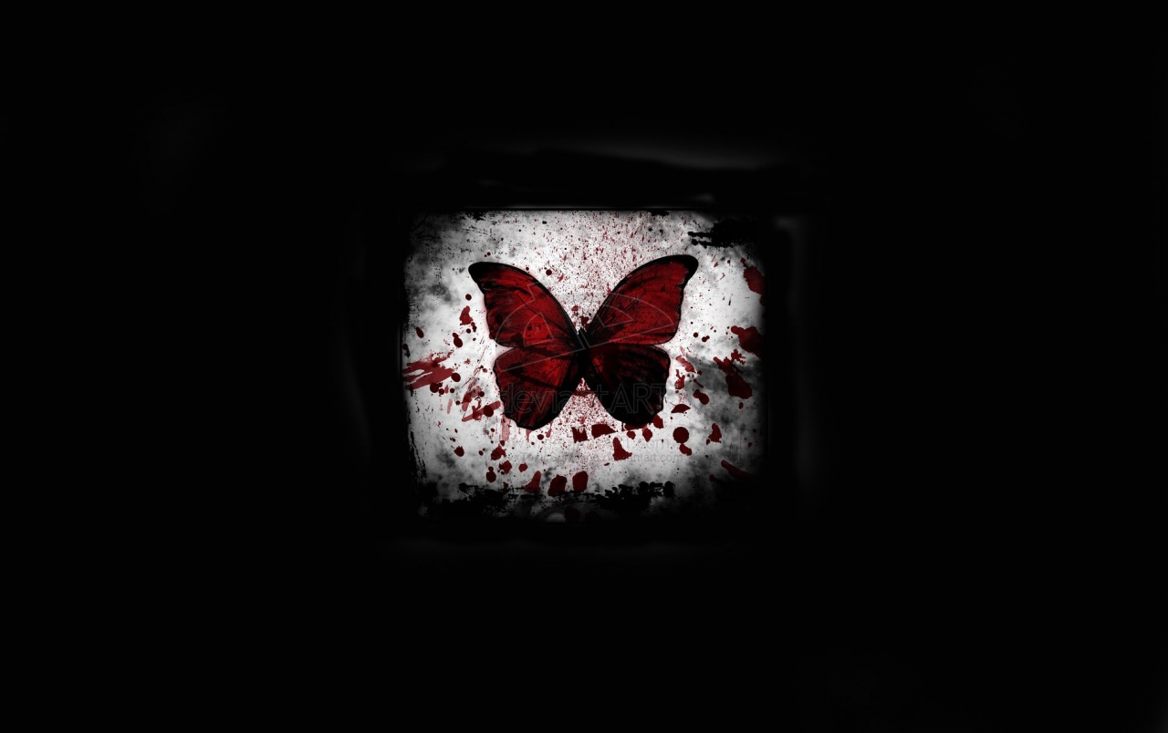 Left 4 Dead Iphone Wallpaper Red Butterfly Wallpapers Red Butterfly Stock Photos