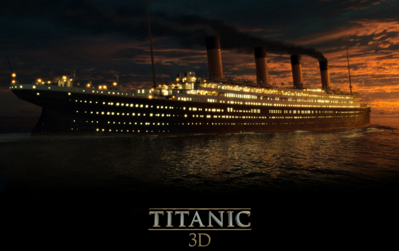 Iphone X Motion Wallpaper Titanic 3d Hintergrundbilder Titanic 3d Frei Fotos