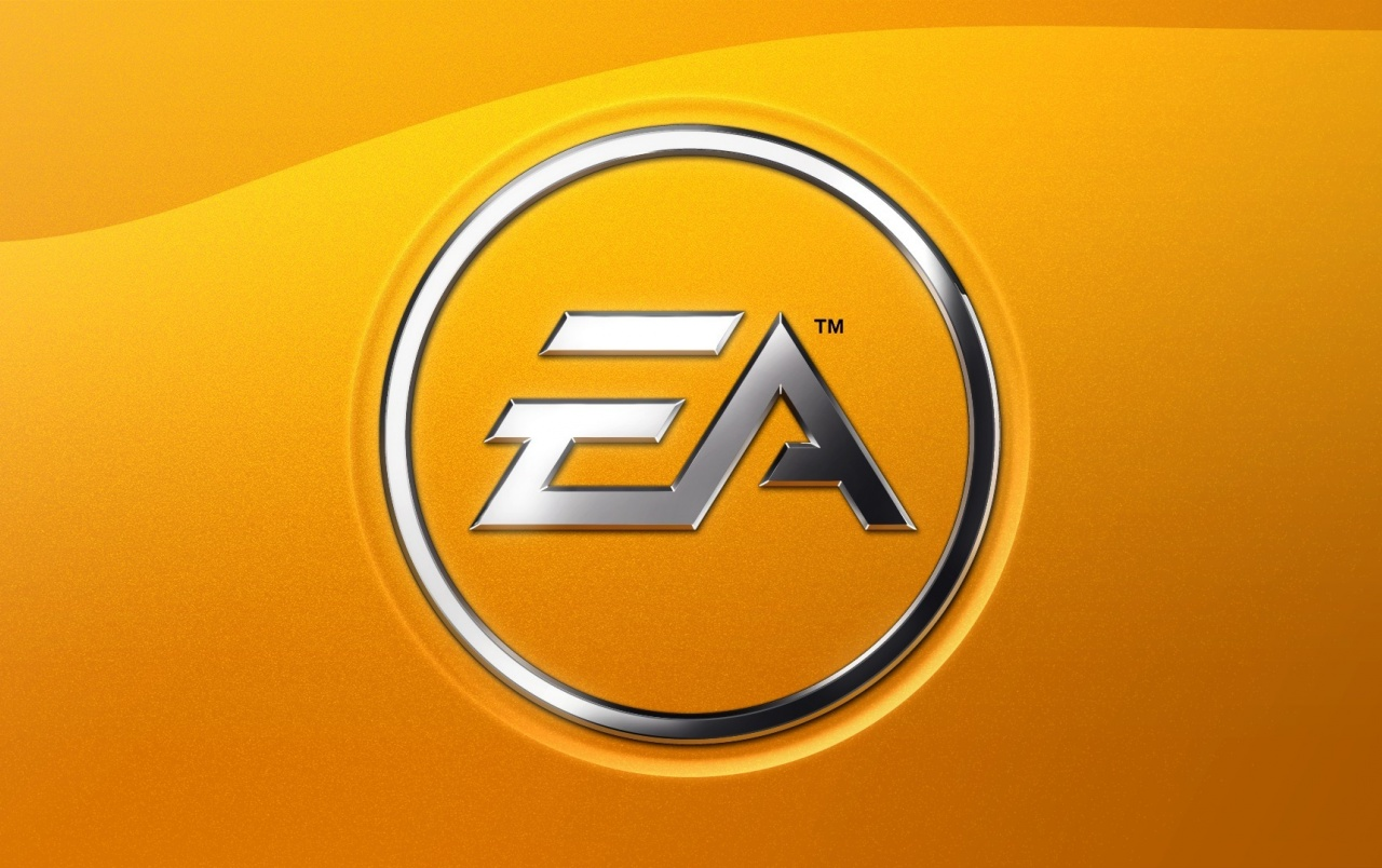 Silver Iphone Wallpaper Electronic Arts Logo Wallpapers Electronic Arts Logo