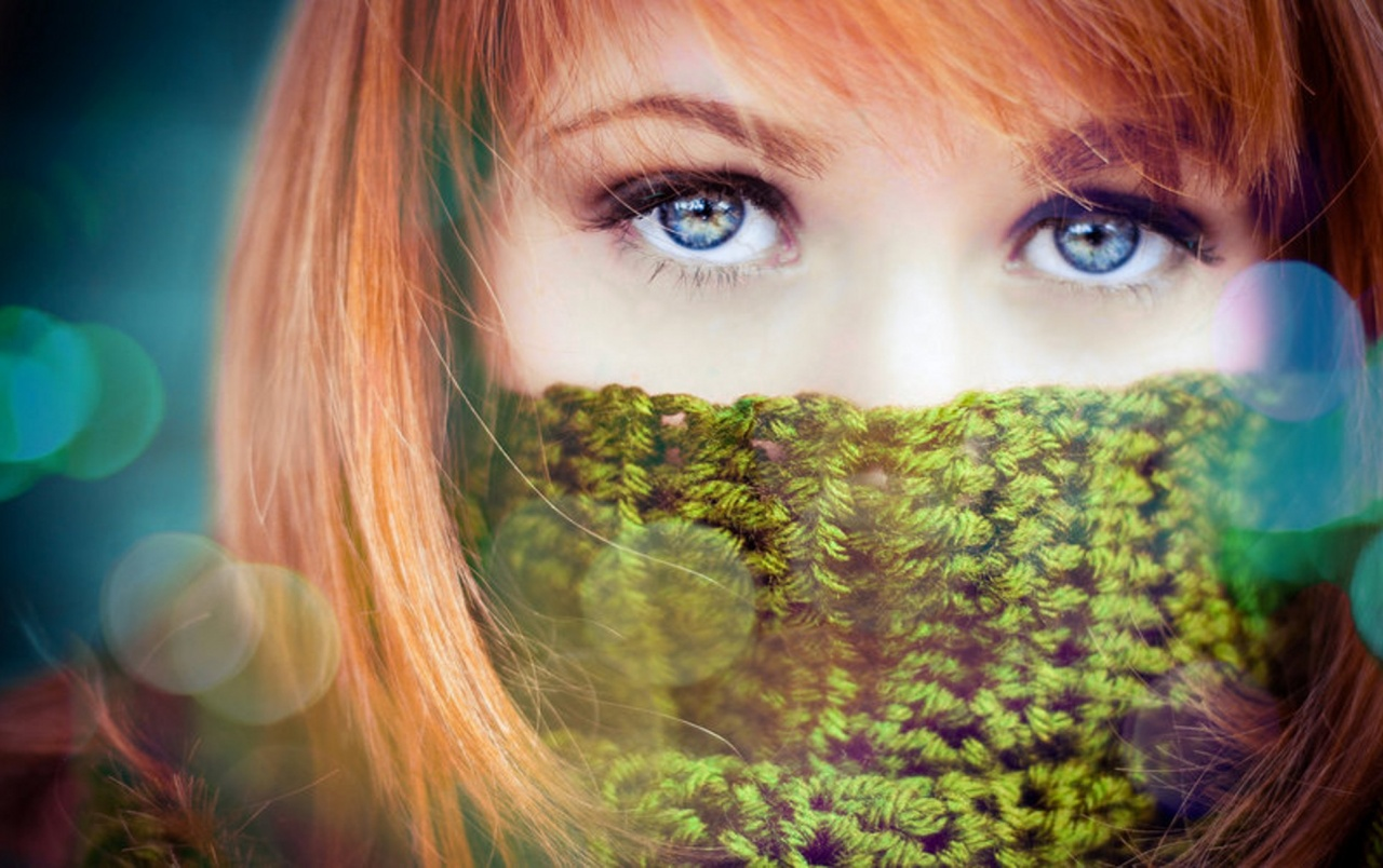 Swag Girl Wallpaper Iphone Beautiful Redhead With Blue Eyes Wallpapers Beautiful