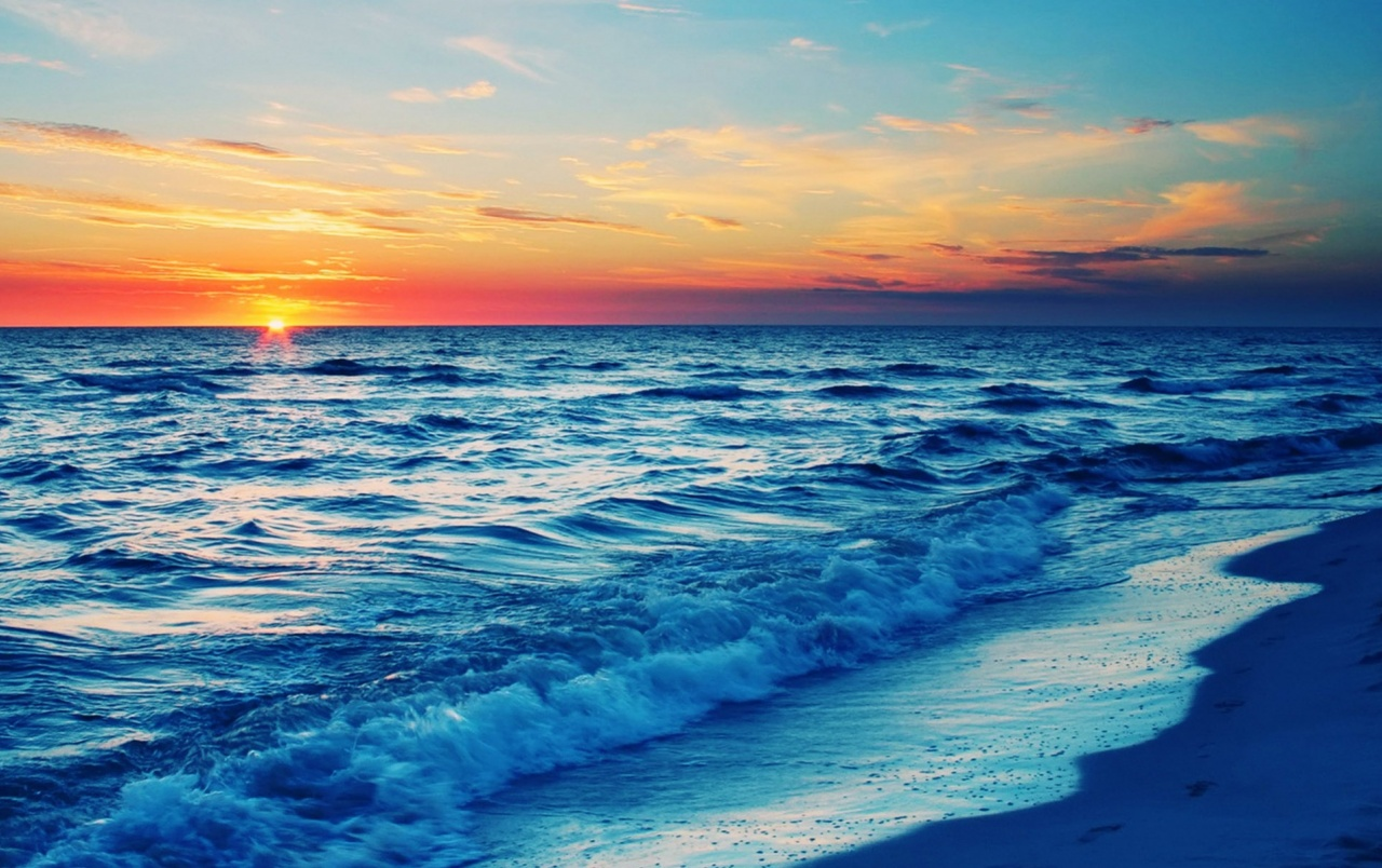 sunset beach wallpapers | sunset beach stock photos