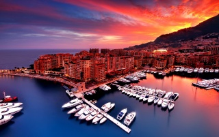 Galaxy Wallpaper Iphone 4 Sunrise In Monaco Wallpapers Sunrise In Monaco Stock Photos