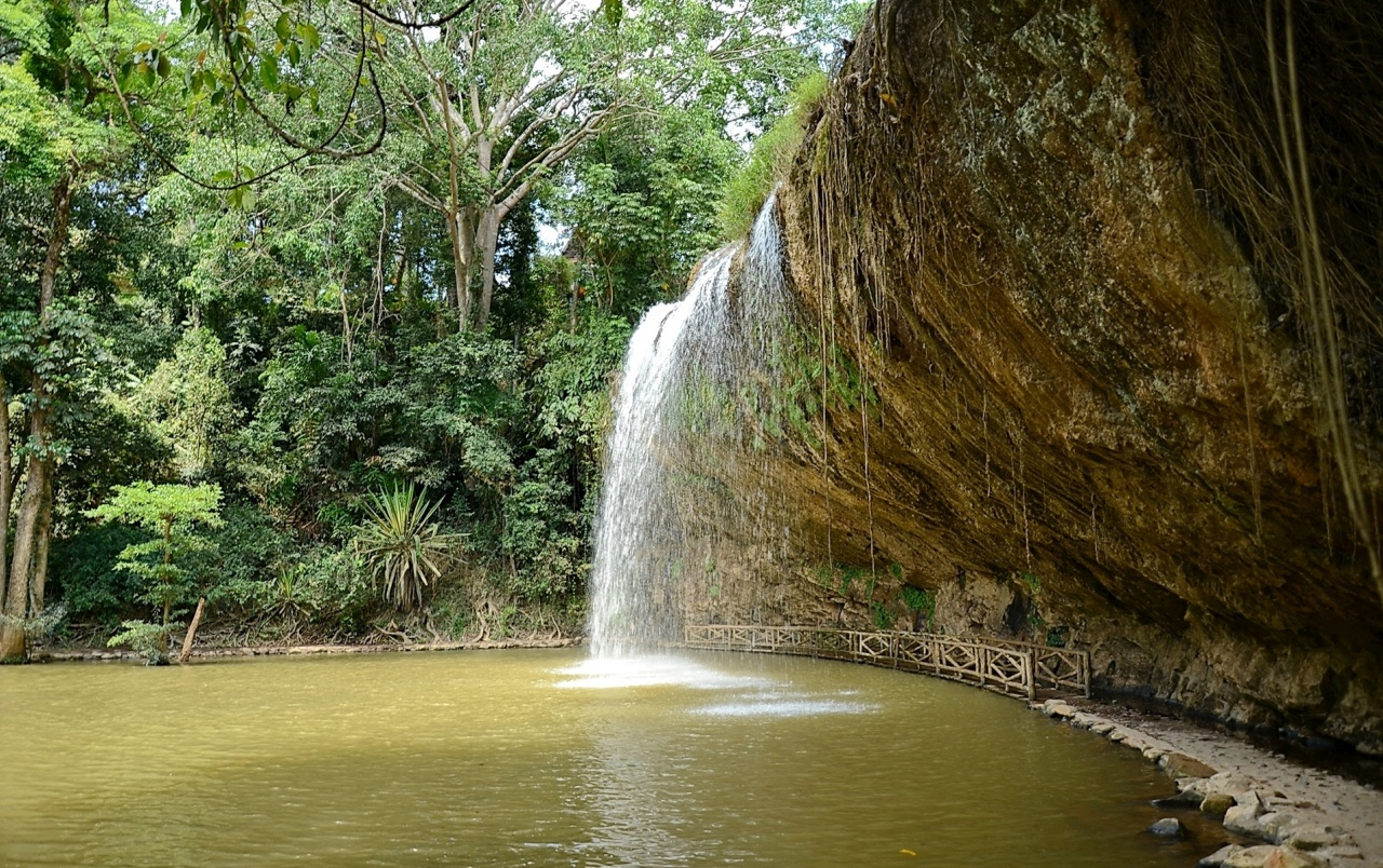 Waterfall Cliff Water Jungle Wallpapers Waterfall Cliff