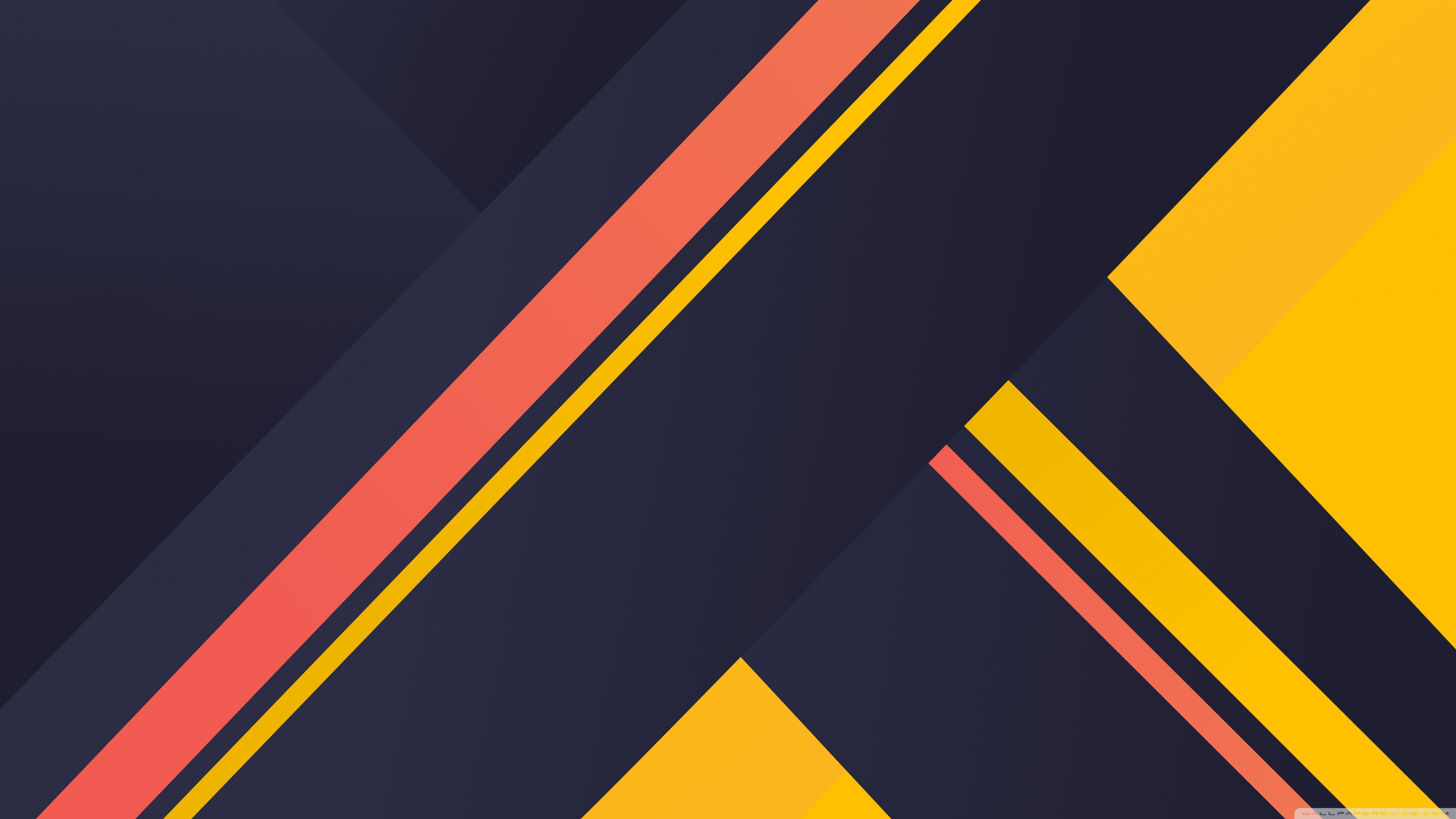 abstract geometric background 4k