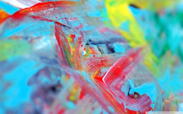 Abstract Painting 4k Hd Desktop Wallpaper Ultra