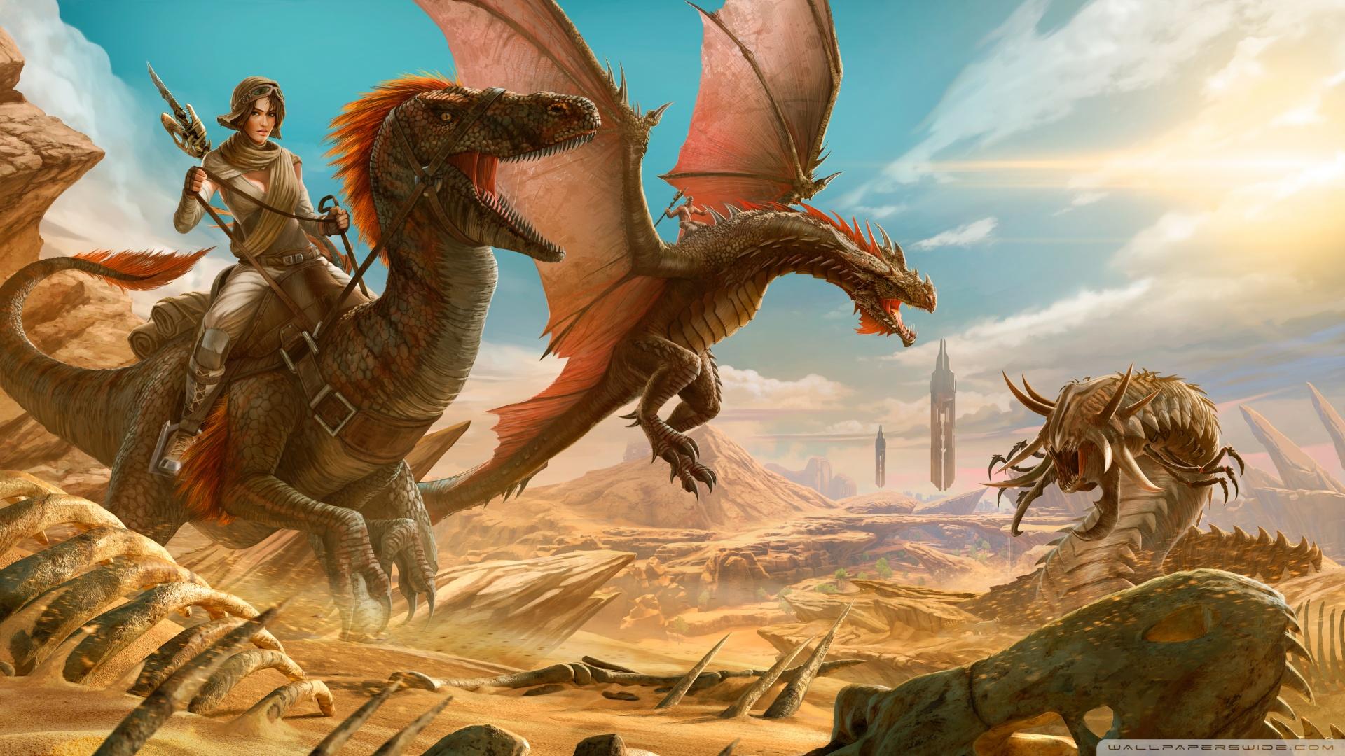 ark survival evolved 4k