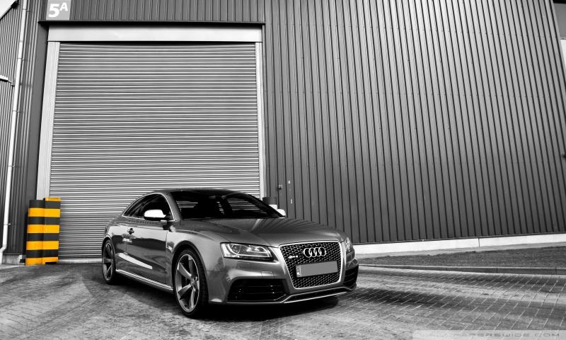 Hd Car Wallpapers Audi Rs5 Gray 4k Hd Desktop Wallpaper For Dual Monitor