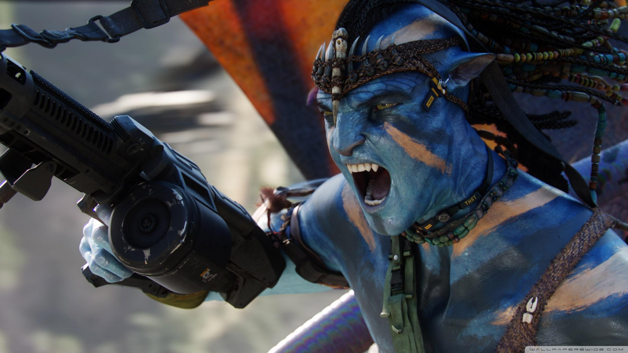 Avatar 3D 2009 Movie Screenshot Ultra HD Desktop Background Wallpaper for 4K UHD TV : Widescreen & UltraWide Desktop & Laptop : Tablet : Smartphone
