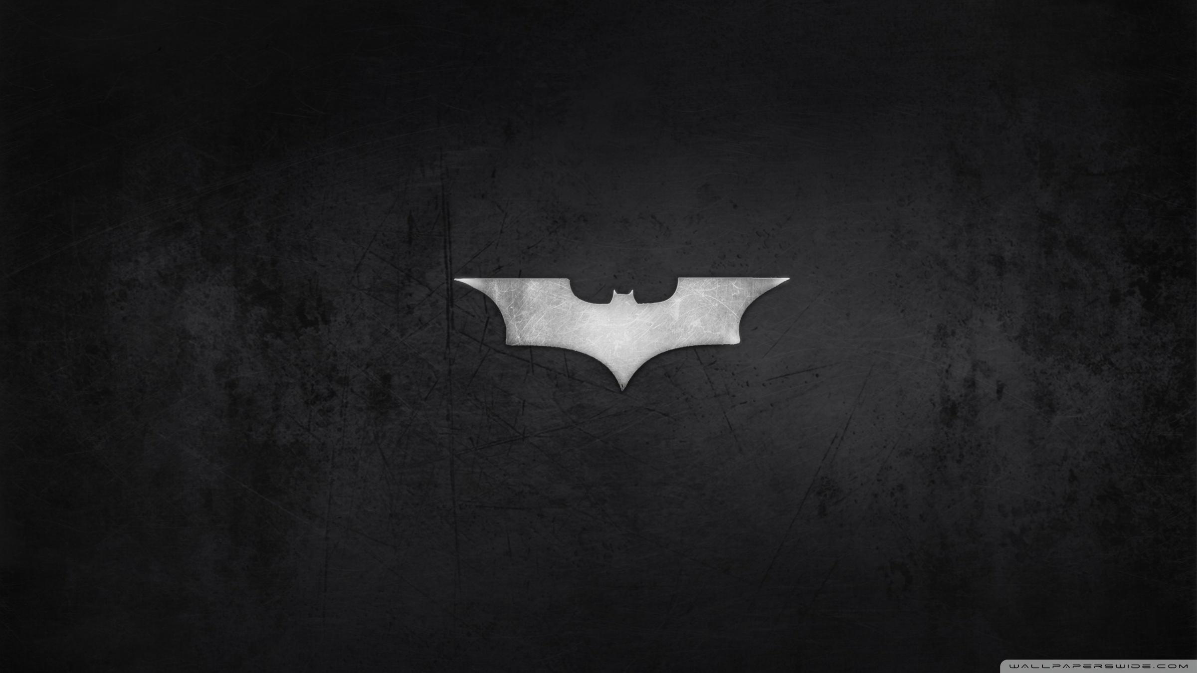 Batman Logo 4k Hd Desktop Wallpaper For 4k Ultra Hd Tv