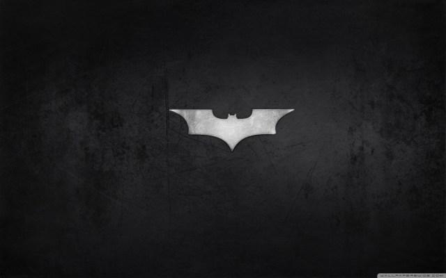 Batman Logo Hd Wide Wallpaper For 4k Uhd Widescreen Desktop Smartphone