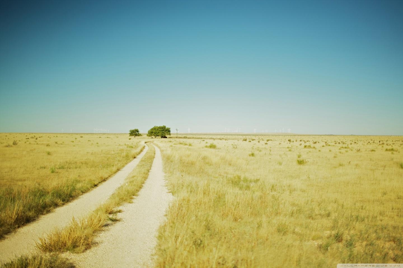 Dual Monitor Wallpaper Fall Beautiful Summer Landscape With A Field Path 4k Hd Desktop