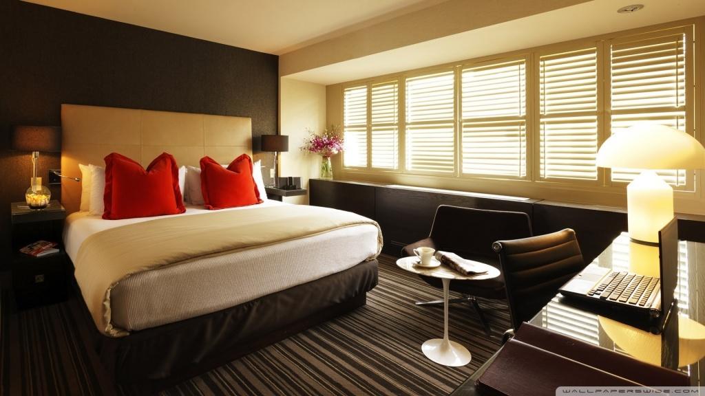 Bedroom Design 4K HD Desktop Wallpaper for 4K Ultra HD TV  Tablet  Smartphone  Mobile Devices