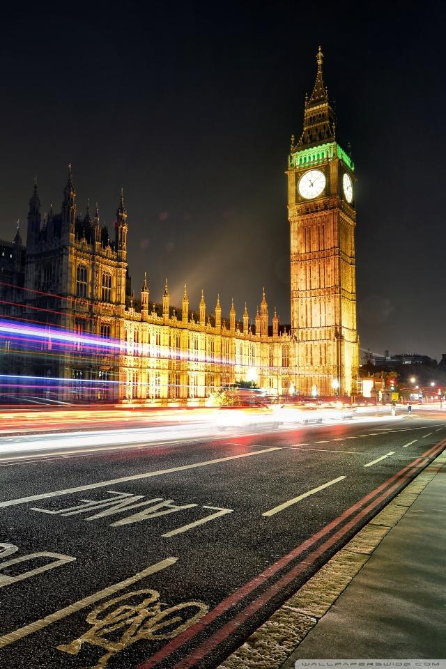 London Iphone X Wallpaper Big Ben London Ultra Hd Desktop Background Wallpaper For