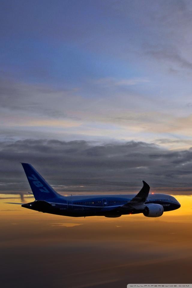 Airplane Wallpaper Iphone Boeing 787 Aerial 4k Hd Desktop Wallpaper For 4k Ultra Hd