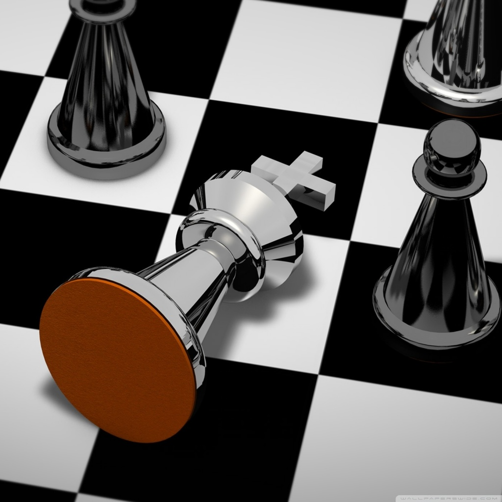 Checkmate Wallpaper Chess
